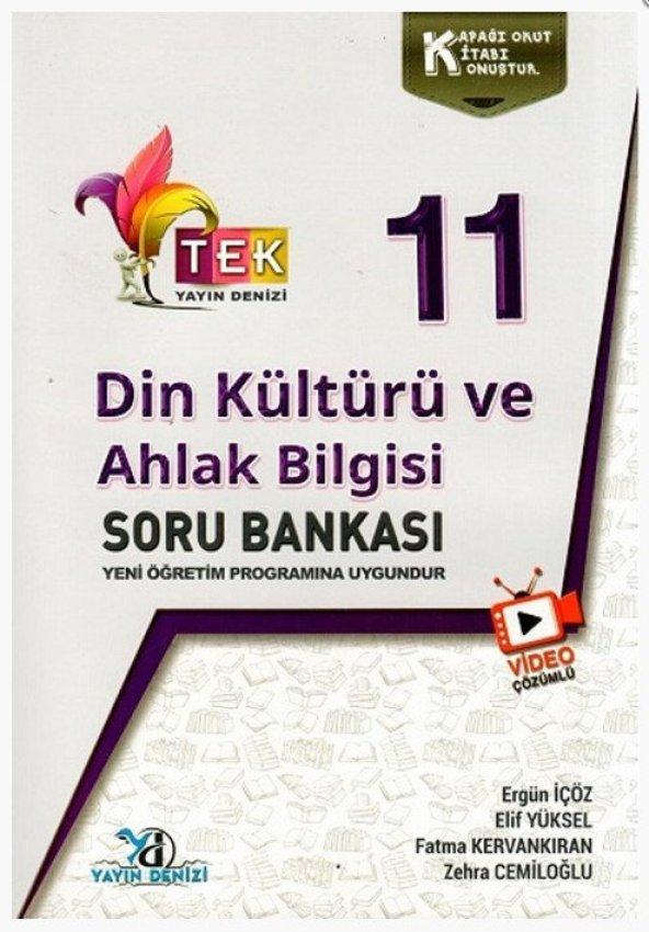 11.Sınıf Din Kültürü SB - Yayın Denizi Yayınları