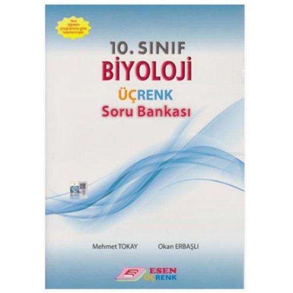 10.Sınıf Biyoloji Soru Bankası - Esen Yayınları