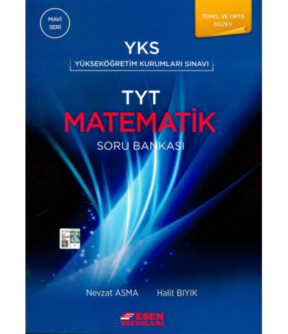 Esen Tyt Mat Soru Bankası - Esen Yayınları