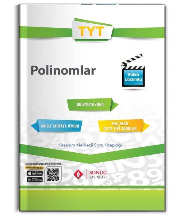 TYT Polinomlar Yeni - Sonuç Yayınları
