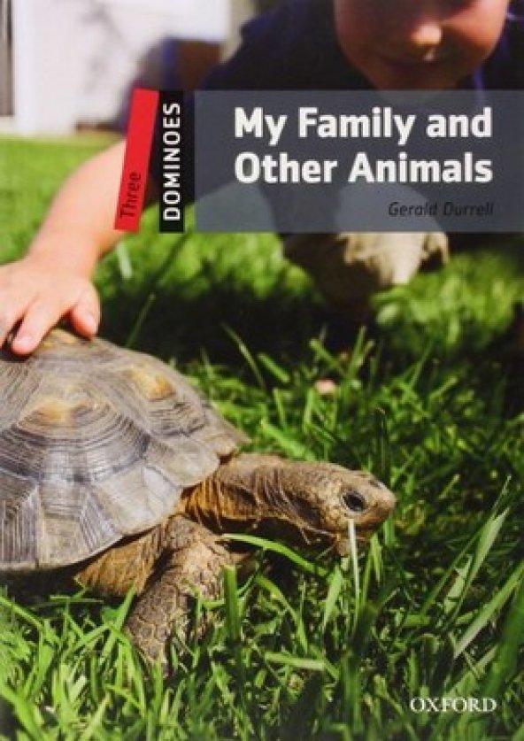 Domınoes 3:Ne My Famıly And Other Anımals - Oxford University Press