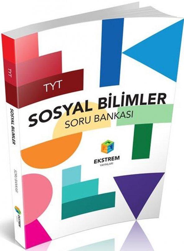 Tyt Sosyal Bilimler Soru Bankası - Ekstrem Yayınları
