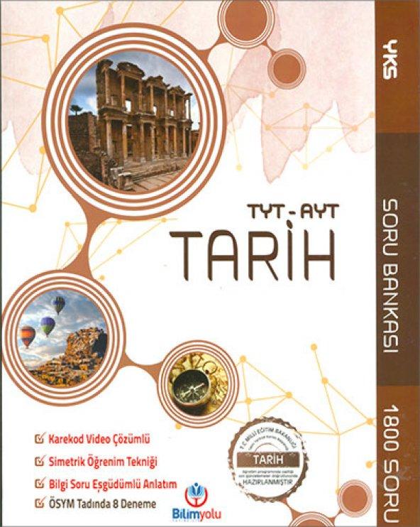 Bilimyolu Tyt - Ayt Tarih Soru Bankası - Bilimyolu Yayınları