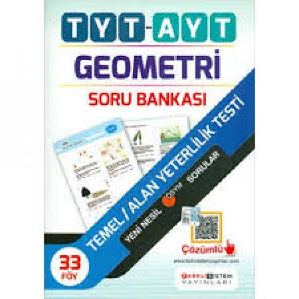 Farklı Sistem Tyt Ayt Geometri Soru Bankası - Farklı Sistem Yayınları