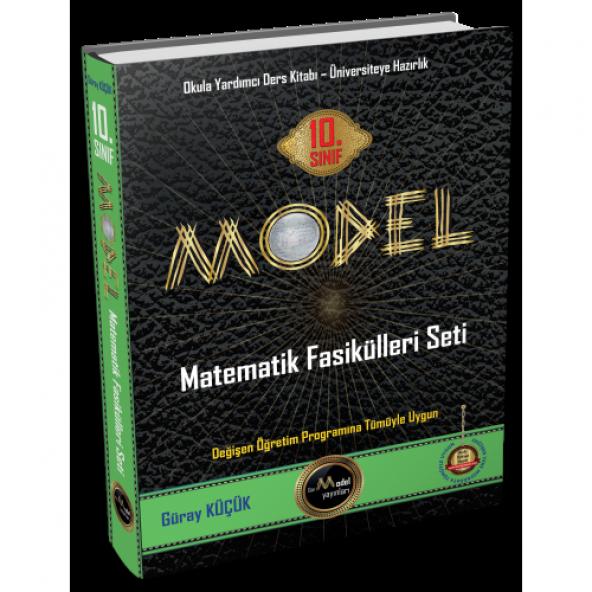 10.Sınıf Model Matematik Seti - Gür Yayınları