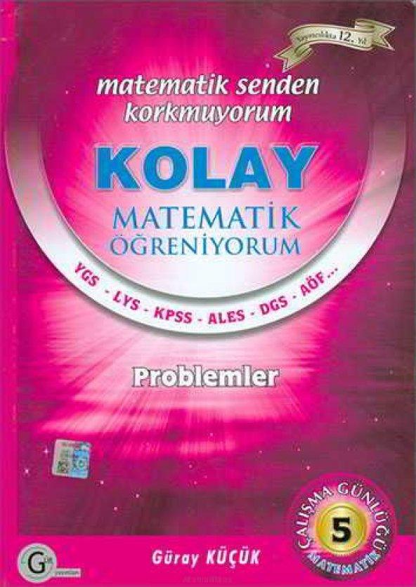 Kolay Matematik Öğreniyorum 5 - Gür Yayınları