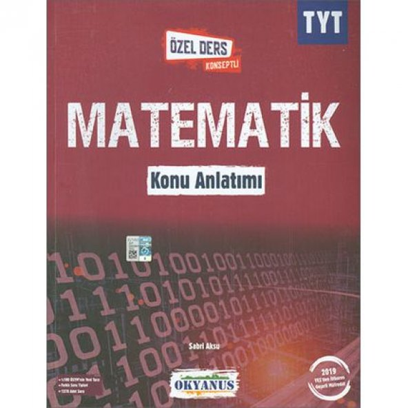 Tyt Matematik Konu Anlatımlı - Okyanus Yayınları