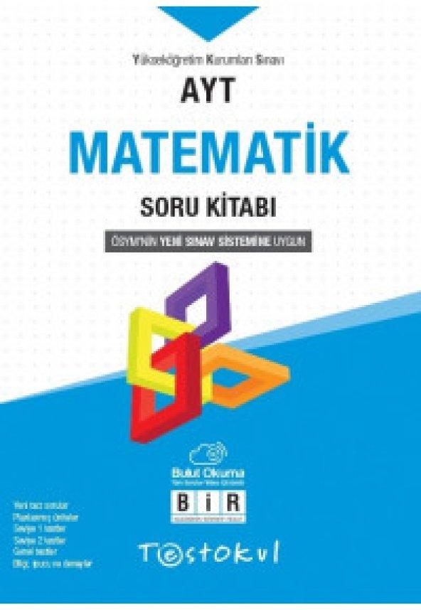 Testokul Ayt Matemati·k Soru Ki·tabi (2020) - Test Okul Yayınları