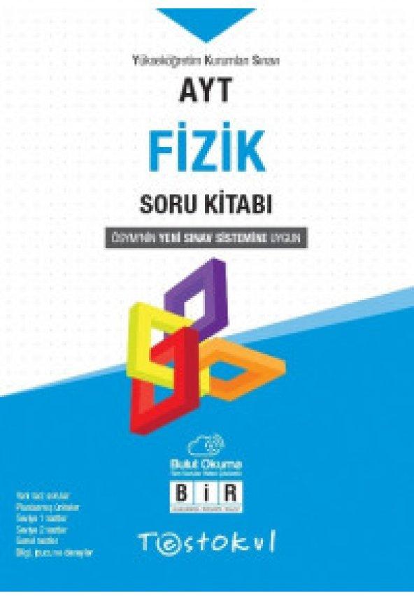Testokul Ayt Fi·zi·k Soru Ki·tabi (2020) - Test Okul Yayınları