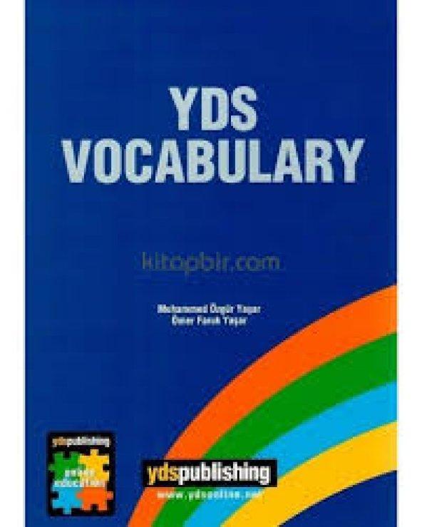 Yds Vocabulary - Ydspublishing Yayınları