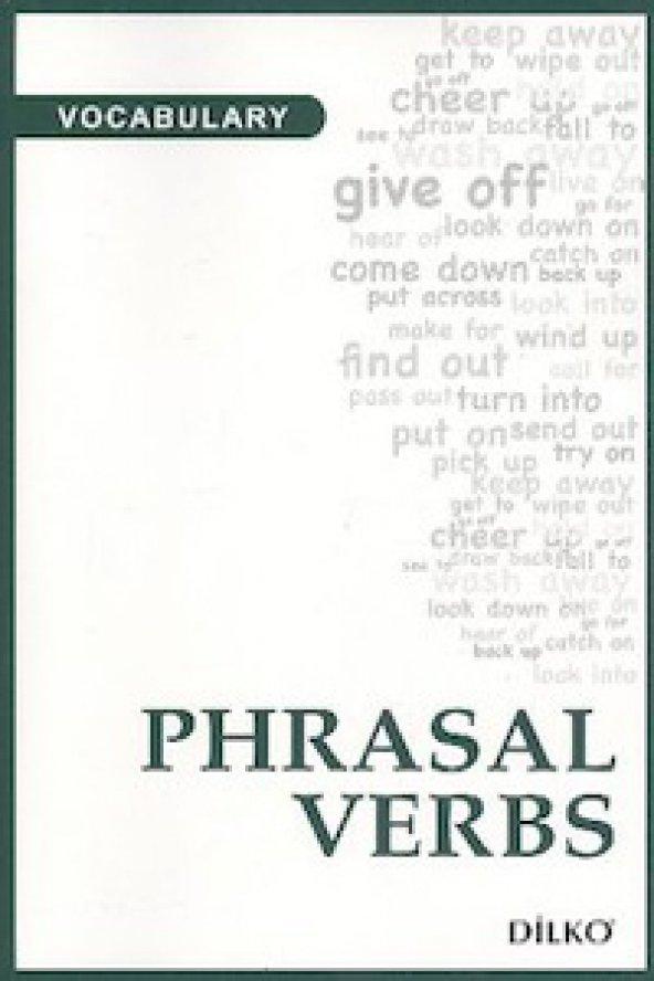 YDS Phrasal Verb - Dilko Yayıncılık