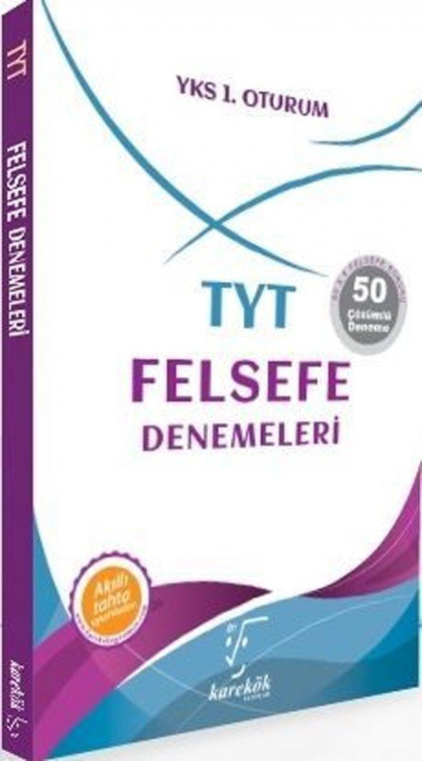 Tyt Felsefe Denemeleri - Karekök Yayınları