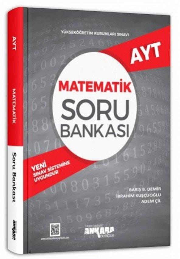 AYT 2. OTURUM MATEMATİK SORU BANKASI - Ankara Yayınları