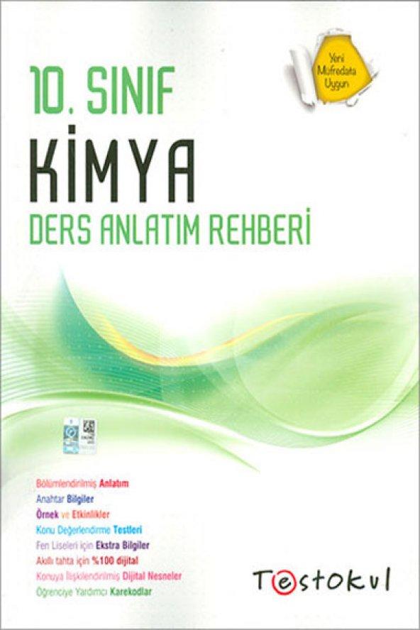 10.Sınıf Ders Anlatım Rehberi Kimya - Test Okul Yayınları