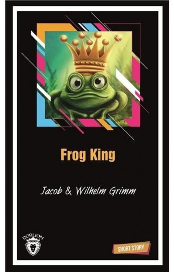 Frog King Short Story - Dorlion Yayınevi