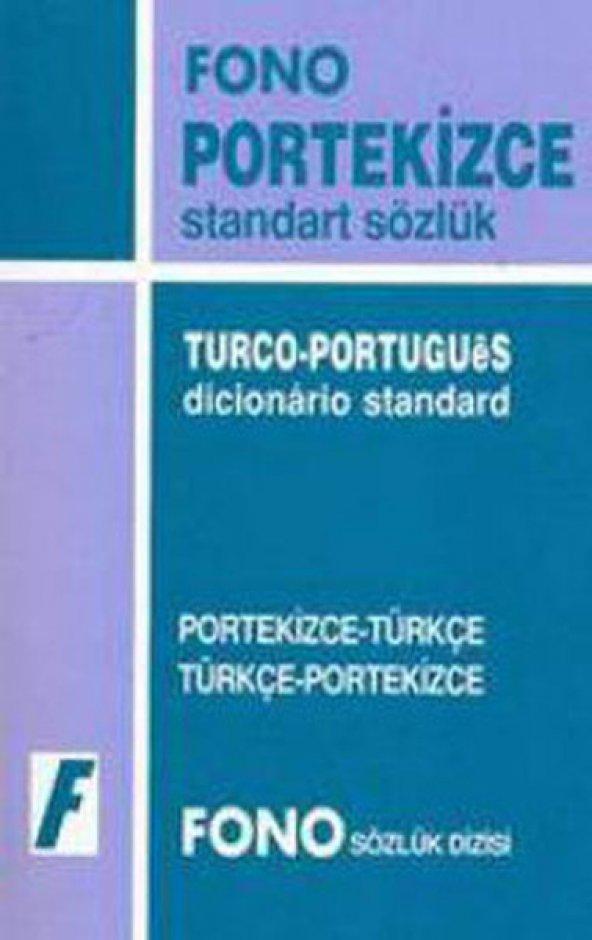Portekizce Standart Sözlük - Fono Yayınevi