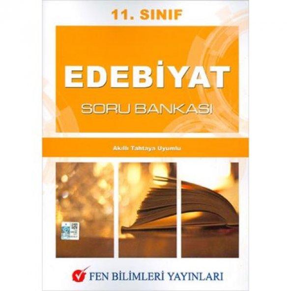 11. Sınıf Edebiyat Soru Bankası - Fen Bilimleri Yayınları