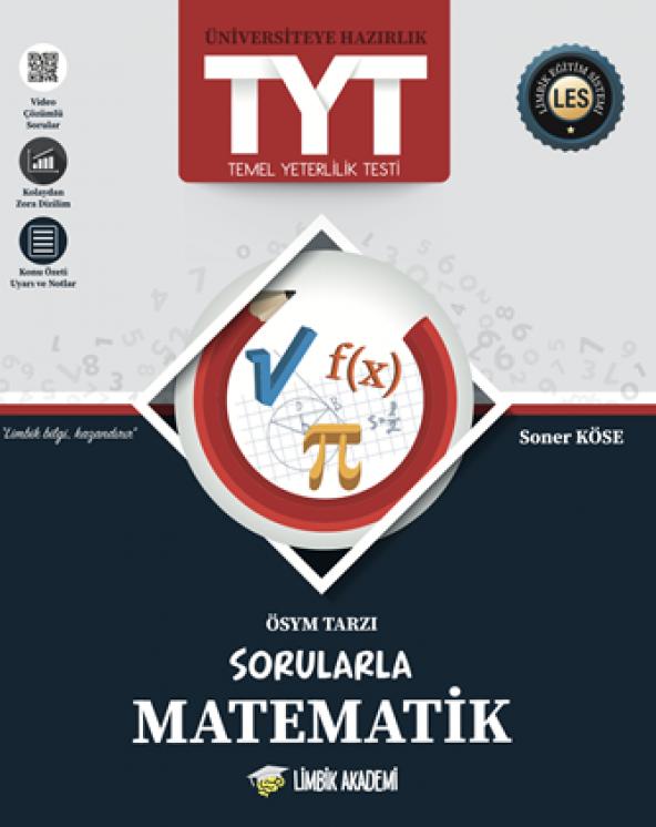 Tyt Matematik Soru Bankası - Limbik Yayınları