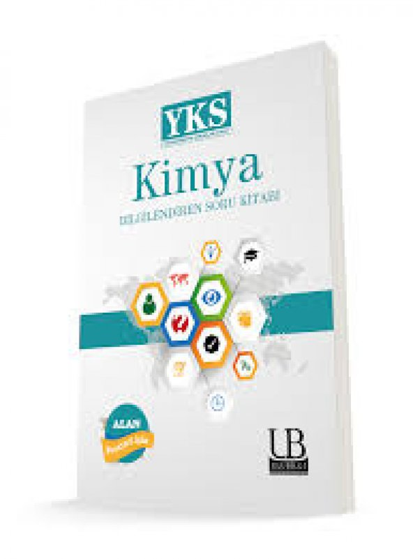Ulu Bilgi YKS Kimya-1 Bilgilendiren Soru Kitabı - Ulu Bilgi Yayınları