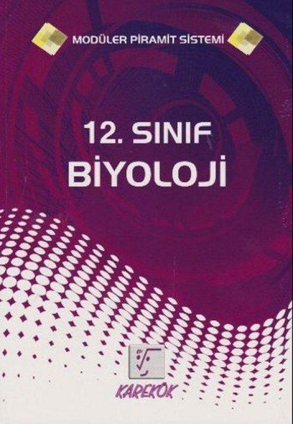 Karekök 12.Sınıf Biyoloji Konu Anlatımlı - Karekök Yayınları