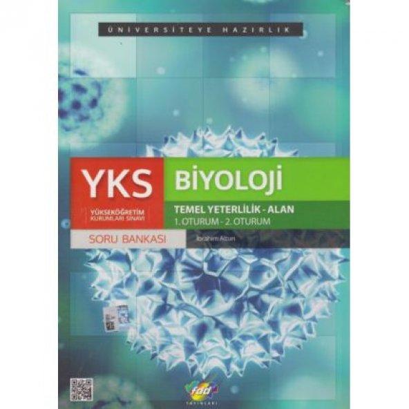 Fdd Yks Biyoloji Soru Bankası Temel Yeterlilik - Fdd Yayınları