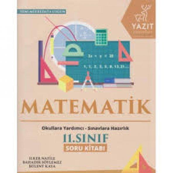 Yazıt 11.Sınıf Matematik Soru Kitabı 2019 - Yazıt Yayınları