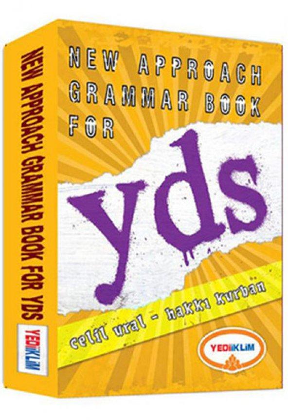 New Approach Grammar Book For Yds Soru Bankası - Yediiklim Yayınları