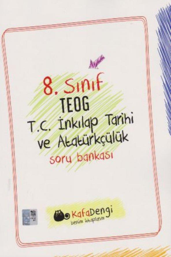 8. Sınıf Inkılap Tarihi Kitabı - Kafa Dengi Yayınları