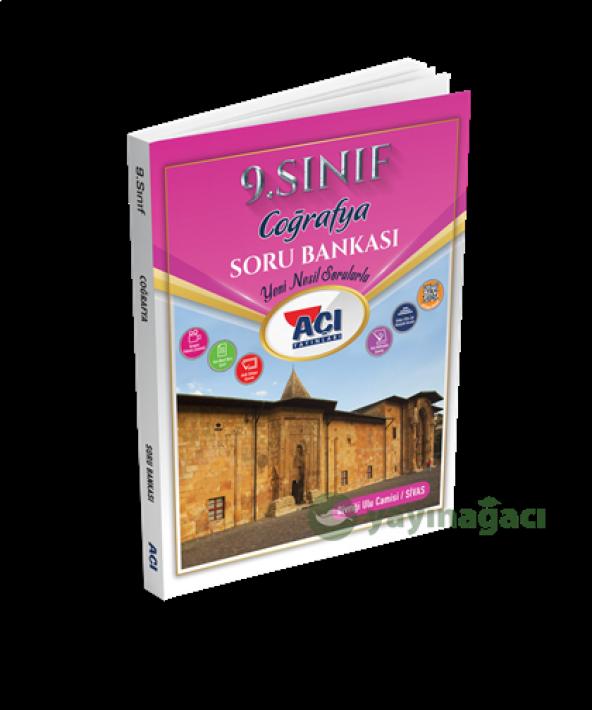 9.Sınıf Coğrafya Soru Bankası - Açı Yayınları