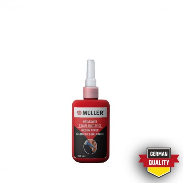 Müller Orta Kuvvet Civata Sabitleyici 50 ml