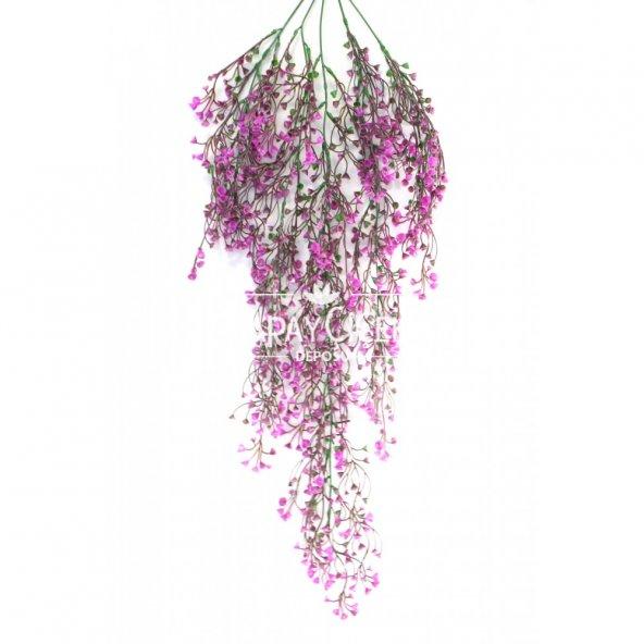 Yapay Sarkıt Bitki 75 cm Fuşya