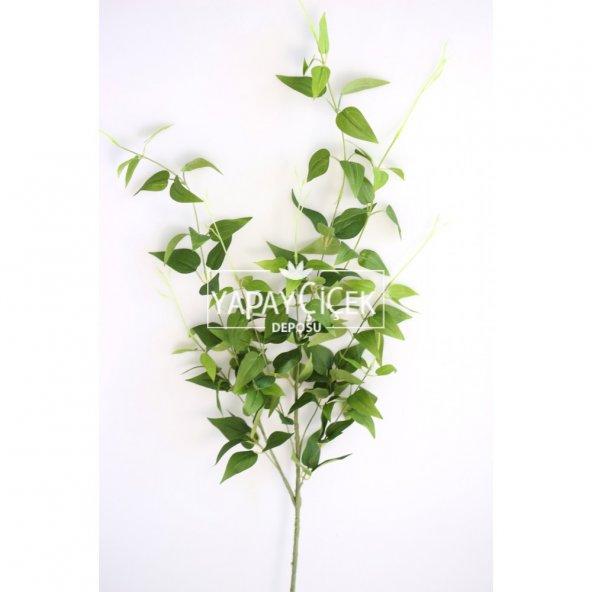 Dekoratif Yapay Uzun Lüx Bitki Dalı 110 cm