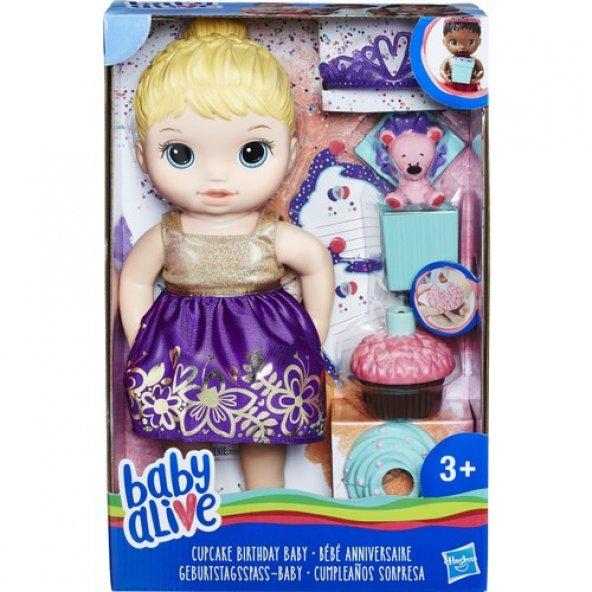 Baby Alive Doğum Günü Bebeğim