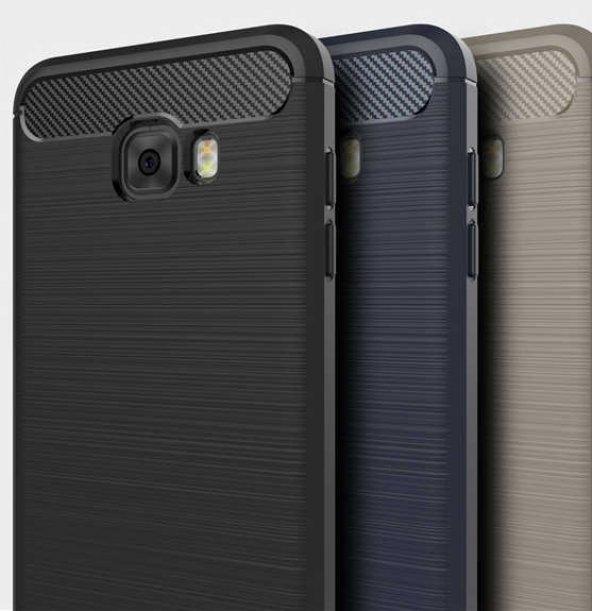 Samsung Galaxy J7 Max Kılıf Room Darbe Emici Silikon Kılıf Zore