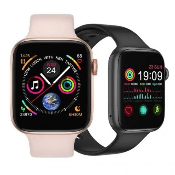 Akıllı Saat T500 Smart Watch Türkçe Menü Tam Dokunmatik