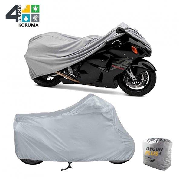 Suzuki Intruder Volusia Örtü Motosiklet Branda