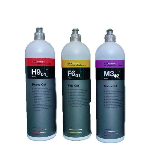 Koch Chemie H9 F6 M3 Pasta Hare Seti 1 Lt