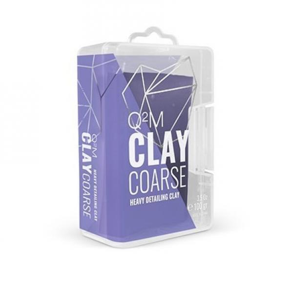 Gyeon Clay Coarse Agresif Kil(Mor) 100 Gr