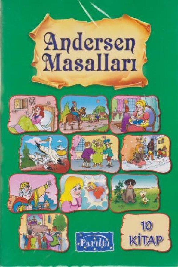 Andersen Masalları 10 Kitap Takım