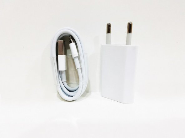Apple iPhone 8 Plus Uyumlu Şarj Cihazı