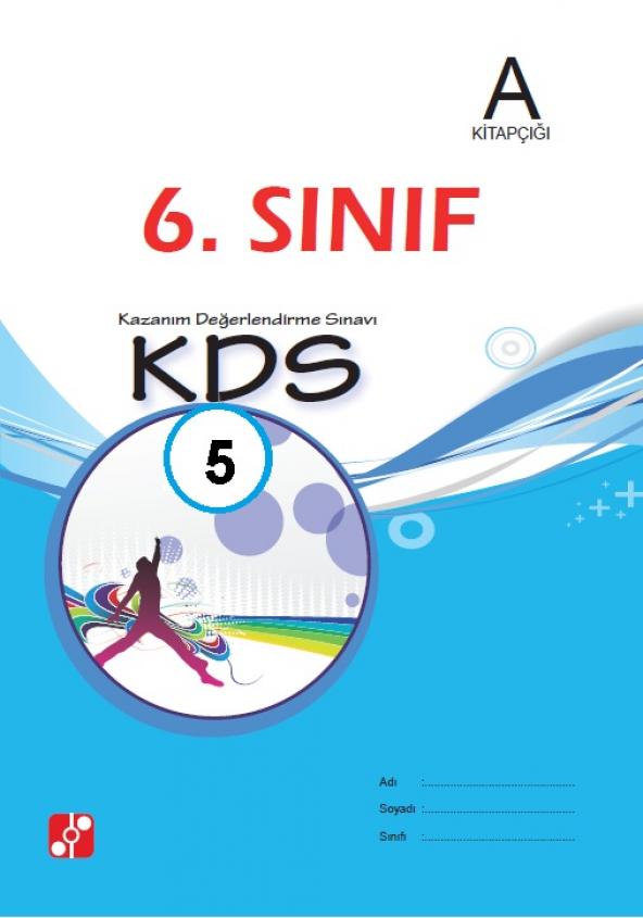 6. SINIF 5 ADET KAZANIM DEĞERLENDİRME SINAVI