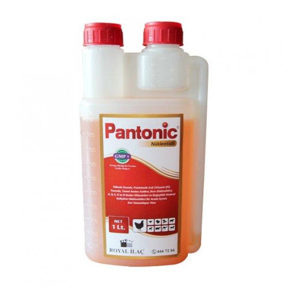 Pantonic 1Lt Sıvı Vitamin Özel Ürün