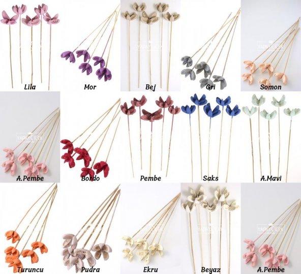 Tropic Bullet Flower Kuru Çiçek Tropik 5li 14 Renk