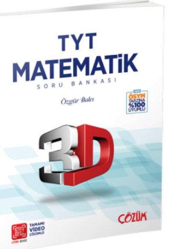 Çözüm TYT 3D Matematik Soru Bankası