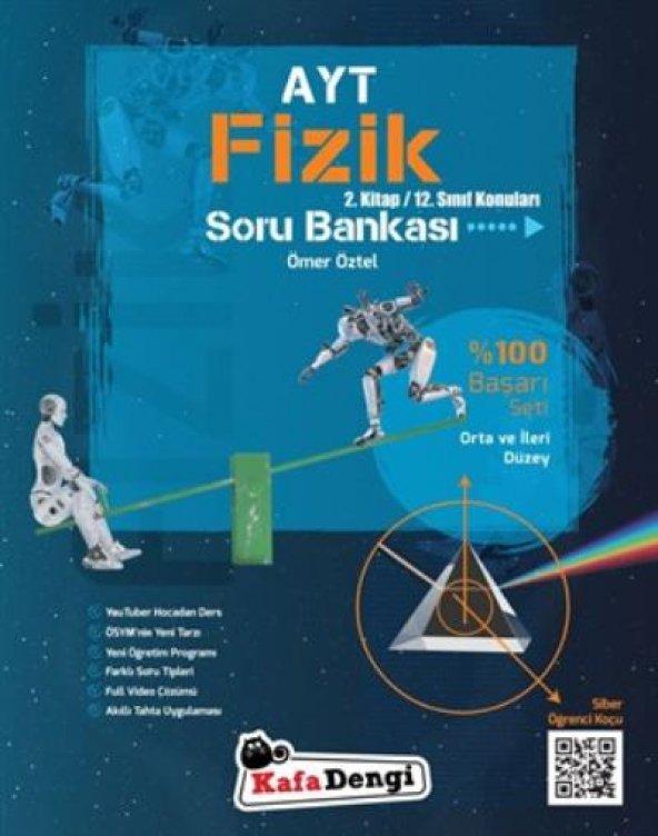 Kafadengi AYT Fizik Soru Bankası 2. Kitap Orta ve İleri Düzey