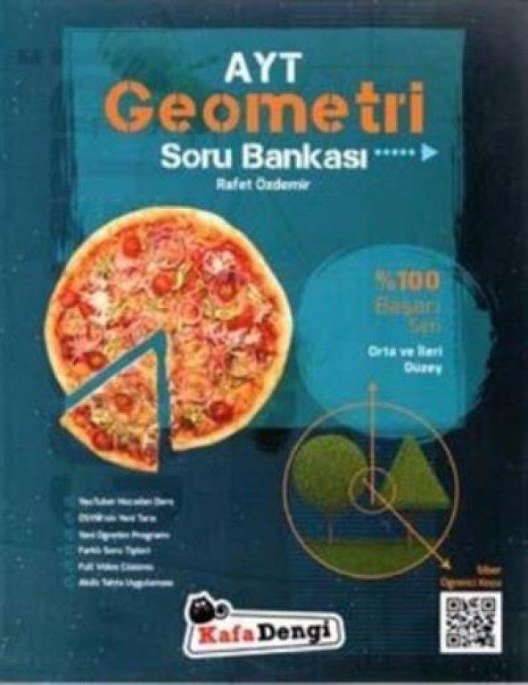 Kafadengi AYT Geometri Soru Bankası Orta ve İleri Düzey