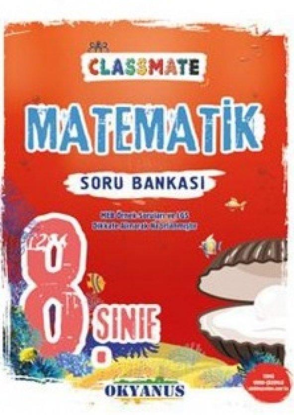 Okyanus 8. Sınıf Classmate Matematik Soru Bankası