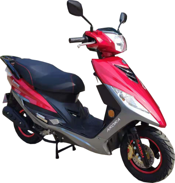 SCOOTER MOTOSİKLET AR 50-6 CAPİROSSİ EURO 4