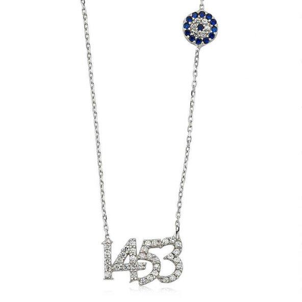Armaganodan Gümüş 1453 Bayan Kolye