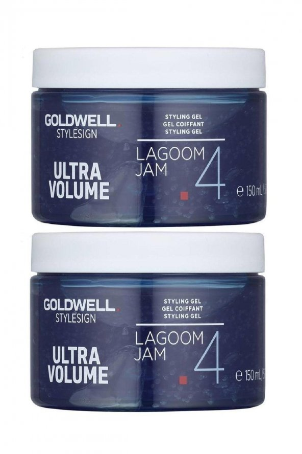 Goldwell Lagoom Jam Ultra Hacim Jöle 2X150 ml